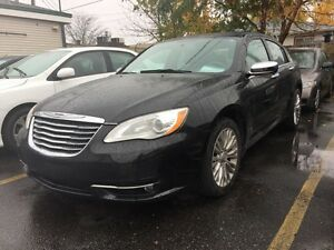 2013 Chrysler 200 Limited 62$/sem