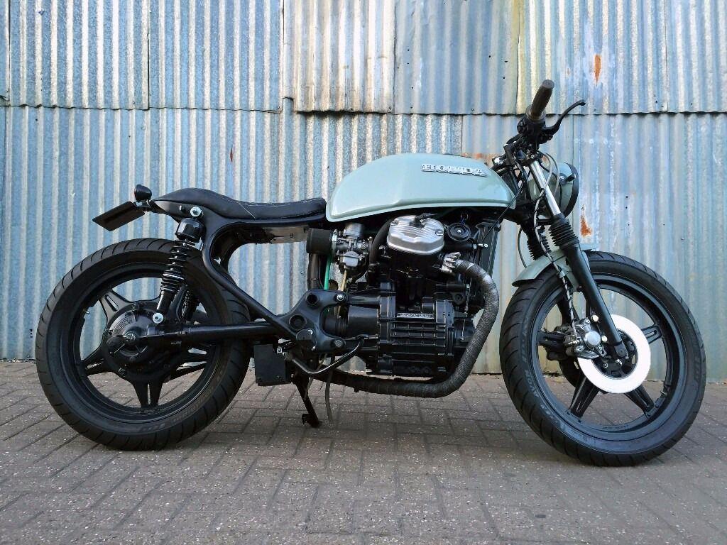 Honda 1980 CX500 Cafe Racer Custom Motorbike