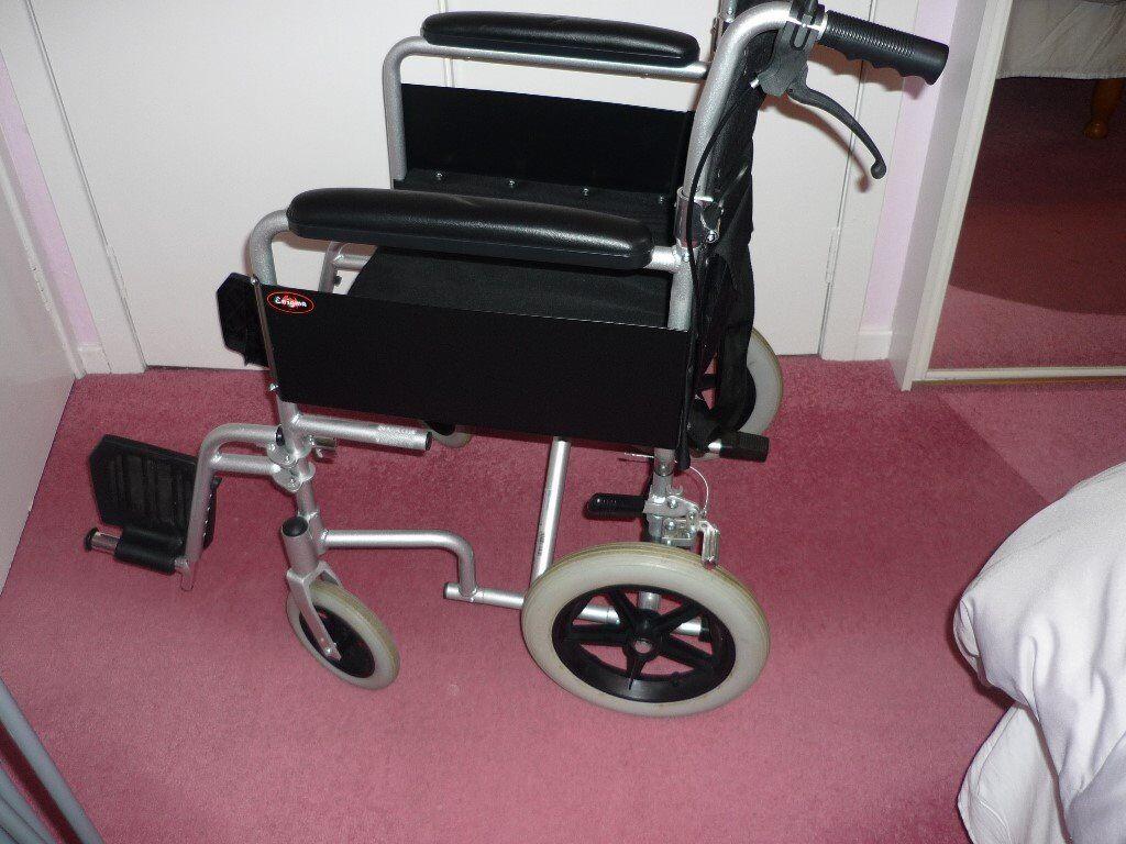 portable lightweight wheelchair
