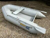Excel SD260 inflatable dinghy tender boat