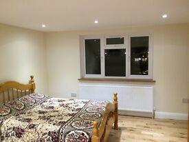New built studio flat on suite.