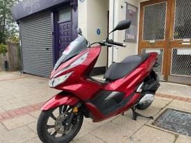 HONDA PCX 125cc CANDY RED 2019 ABS HPI CLEAR!!