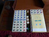 Travel Chinese Mahjong Set