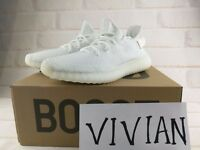 Adidas Yeezy Boost 350 V2 Cream White Fluorescent size 3~12uk