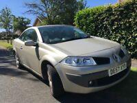 Renault Megane Privilege Convertible 2007 Auto