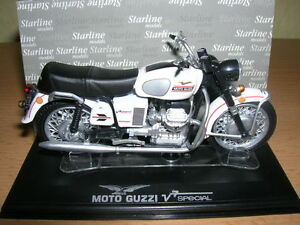 Starline-MOTO-GUZZI-V7-SPECIAL-MOTO-1-24-nuevo-emb-orig