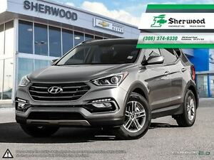 2017 Hyundai Santa Fe Sport 2.4 Luxury AWD Only 7, 000KMS!!