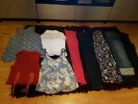 Size 10 clothes bundle