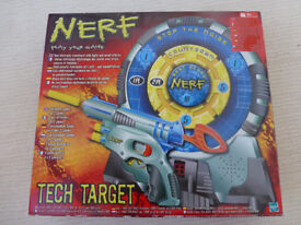 Bundle of 8 games and hobby sets includes, nerf, total football, spy gear, Tat2 kit some brand new