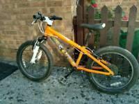 "Mongoose Fireball Kids 20"" Boys Child mountain Bike"