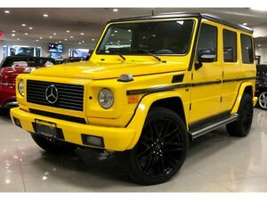 2004 Mercedes-Benz G-Class G500|BRABUS RIMS|WRAPPED|UPGRADED STE