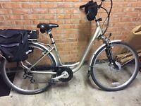 Claude butler electric bike