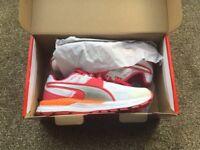 Puma trainers. Brand new in box. Womens / girls. Speed 600 ignite. Size 5 UK.