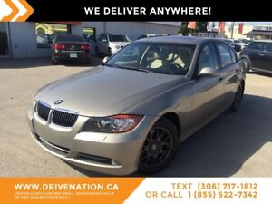 2008 BMW 328 xi PST PAID**AWD**LEATHER**SUNROOF AND MUCH MORE