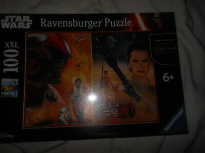 STAR WARS THE FORCE AWAKENS EPISODE VII XXL 100 PIECE  JIGSAW PUZZLE BNIB