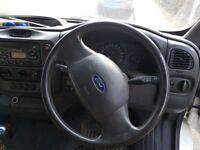 Ford transit 2001 2.0Ltr fuel pump issue.