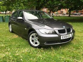 2008 BMW 320D DIESEL MANUAL SALOON ** NEW MOT ** 3 MONTHS WARRANTY**