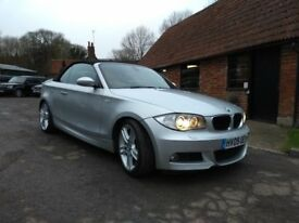 BMW 1 series m sport convertible
