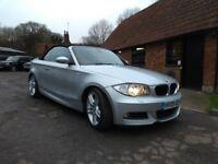 BMW 1 series m sport convertible