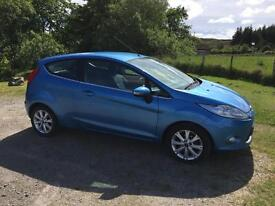 Ford Fiesta Zetec 1.25 (Low Mileage)