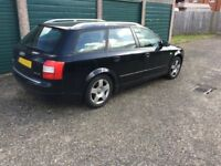 Audi A4 avant estate full leather well serviced new car forces sale