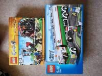 Lego Castle Gold Getaway