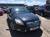 Vauxhall Insignia 2.0 CDTi 16v SRi 5dr£3,985 p/x welcome FREE WARRANTY. NEW MOT
