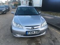 Honda Civic 1.3 IMA Executive 4dr