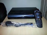 Sky+HD 1TB On 3D Anytime+HD Box With Remote Control & Power Lead.