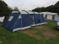 Tent pro action sleeps 8