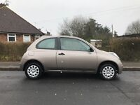 2009 Nissan Micra 1.2, 1 owner, full service history
