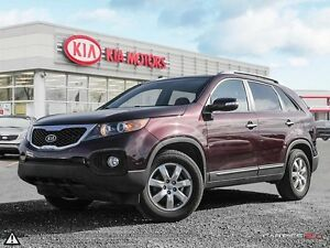 2013 Kia Sorento LX VERY LOW MILEAGE! LOADED !!