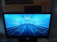 "LG T.V. Television 25"" plus Stand & Remote M2550D 1080P Full HD"