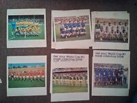 Cigarette cards and tea cards football cards 20000+ cards