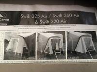 SunnCamp Swift 220 Air Caravan Awning