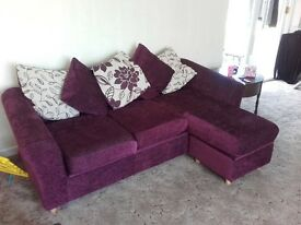 3 seater storage sofa with chaise