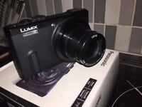 Lumix TZ60 in Fantastic condition - hardly used. Still being sold in shops for £249.99