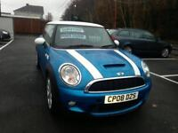 ***MINI COOPER S 2008 IMMACULATE 79,000 MILES***