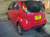 Mitsubishi i car, Automatic, 0.7 ltrs, Petrol, Road tax only £20 to £30 per year.