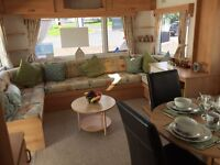 The Perfect Family Starter Caravan - Situated in Southerness - Message For More Details