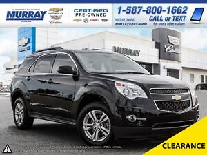 2013 Chevrolet Equinox LT FWD **Great on Gas! One Owner!**