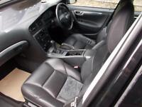 VOLVO S60 2.4 SE D 4d AUTO 163 BHP (black) 2006