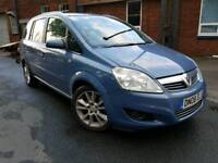 *READ AD* 08 Vauxhall Zafira 1.9 CDTI Elite Great Condition 7 Seater Diesel Full Leather
