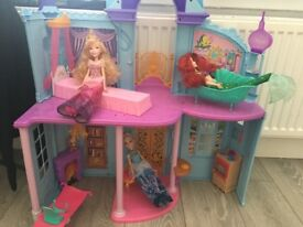 Disney Dream Castle Set