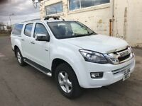 Isuzu D-Max Yukon 2.5 td great condition no vat