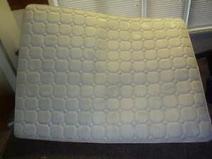 next to new mattress