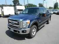 2011 Ford F-350 Sd Lariat Crew Cab Regular Box 4WD Powerstroke D