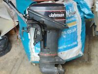 Johnson 10hp outboard