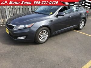 2012 Kia Optima LX, Automatic, Steering Wheel Controls,