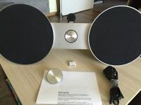 iPod iPhone iPad docking station Bang&Olufsen beosound 8, RRP £900, bargain